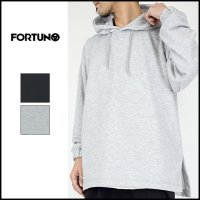 FORTUNA HOMME(フォルトゥナ オム)<br>ECOTEC FrenchTerryHoodie(フレンチテリーパーカー)