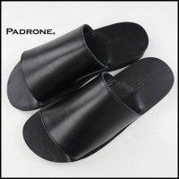 PADRONE(パドローネ)<br>MULES SANDALS(ミュールサンダル)
