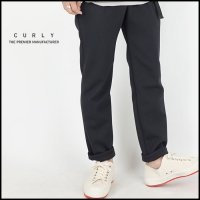 """CURLY(カーリー)<br>TRACK BEZ TROUSERS """"Kersey""""(トラックトラウザーカルゼ)"""