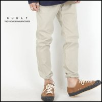 CURLY(カーリー)<br>SANDY MIL TP TROUSERS(サンディイージーテーパード)
