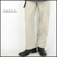 CURLY(カーリー)<br>SANDY BEZ 5P WIDE TROUSERS(サンディワイドトラウザー)