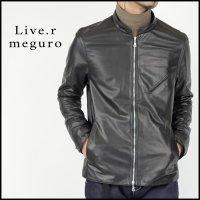 Liver megro(リバーメグロ)<br>Super Light Air Leather Rider's Jacket(スーパーエアレザーライダースジャケット)