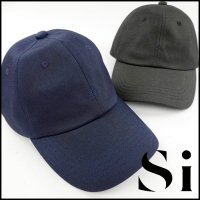Si(エスアイ)<br>LOOPED TWILL CAP(ループツイルキャップ)