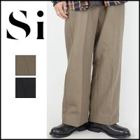 Si(エスアイ)<br>WIDE EASY PANTS(ワイドイージーパンツ)