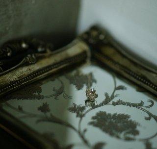 野苺のネックレス -wild strawberry necklace- (silver925・シルバー)