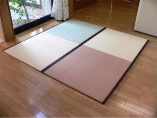 カステラ畳シリーズ「置き畳」