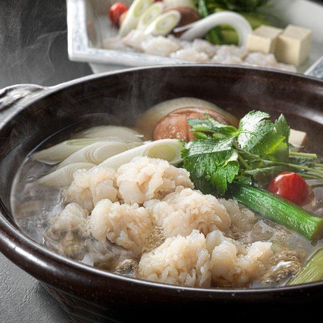淡路産鱧すき鍋セット(2〜3名様用)