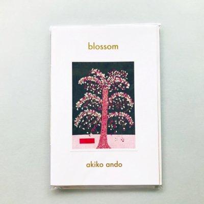 blossom / 安藤晶子<br>akiko ando