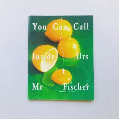 You Can Call Inside Me<br>ウルス・フィッシャー<br>Urs Fischer