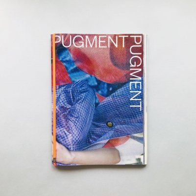 PUGMENT SPRING 2018<br>COLLECTION BOOK<br>ホンマタカシ, 三野新