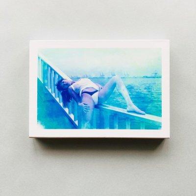 BLUE PERIOD / LAST SUMMER<br>ARAKINEMA 青ノ時代/去年ノ夏<br>アラキネマ [JAPAN EDITION]<br>荒木経惟/Nobuyoshi Araki