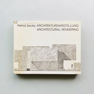 Helmut Jacoby<br>Architekturdarstellung<br>ヘルムート・ヤコビィ