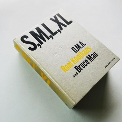 <First Edition>S, M, L, XL<br>レム・コールハース, ブルース・マウ<br>Rem Koolhaas, Bruce Mau