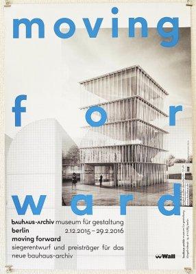 バウハウス ポスター<br>Bauhaus Archiv<br>Staab Architekten