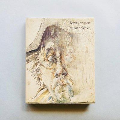 Retrospektive / Horst Janssen<br>ホルスト・ヤンセン