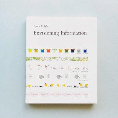 Envisioning Information<br>Edward R. Tufte