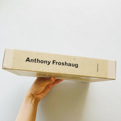 Anthony Froshaug:<br>Typography & Texts<br>Documents of a Life