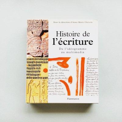 Histoire de l'ecriture<br>De l'ideogramme au multimedia