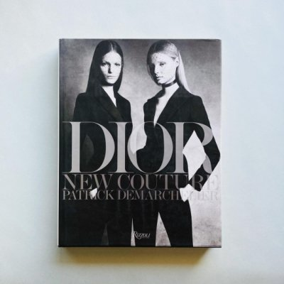 Dior New Couture<br>Patrick Demarchelier<br>パトリック・デマルシェリエ