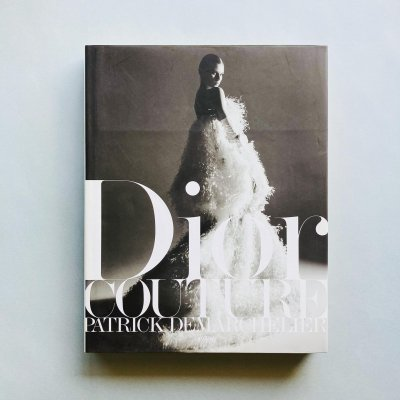 Dior Couture<br>Patrick Demarchelier<br>パトリック・デマルシェリエ