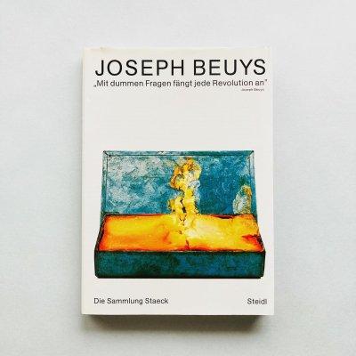 Joseph Beuys<br>Mit dummen Fragen fangt jede<br>Revolution an<br>Die Sammlung Staeck<br>ヨーゼフ・ボイス