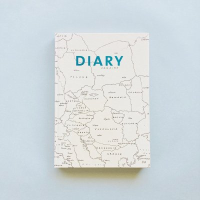 DIARY<br>Peter Willberg, Margot Heller,<br>Tony Godfrey