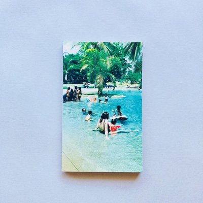 <SIGNED>PUT ME IN THE WATER<br>Selected Photographs of<br>Takashi Homma ホンマタカシ
