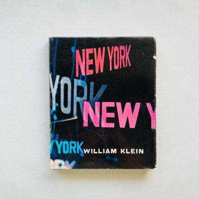 New York  ニューヨーク<br>William Klein<br>ウィリアム・クライン