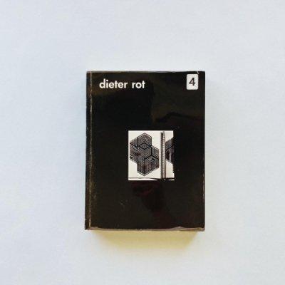 dieter rot<br>gesammelte werke band 4<br>ディーター・ロス