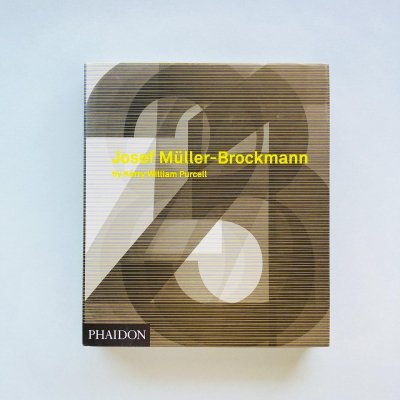 Josef Muller Brockmann<br>ヨゼフ・ミュラー=ブロックマン<br>Kerry William Purcell