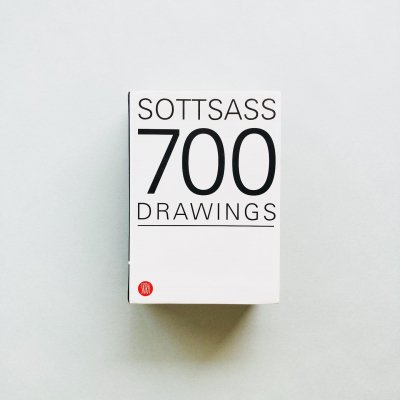 Sottsass 700 Drawings<br>Ettore Sottsass<br>エットレ・ソットサス