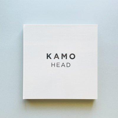〈新品〉Kamo Head<br>加茂克也 Katsuya Kamo