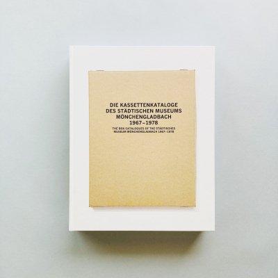 〈新品〉Die Kassettenkataloge des Städtischen Museums<br>Mönchengladbach 1967-1978