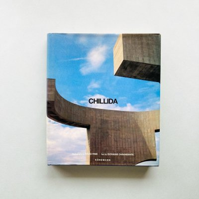 CHILLIDA<br>Eduardo Chillida<br>エドゥアルド・チリーダ
