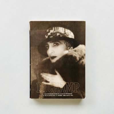 Duchamp exposicion organizada por la Fundacion Caja de<br>Pensiones y la Fundacio Joan Miro