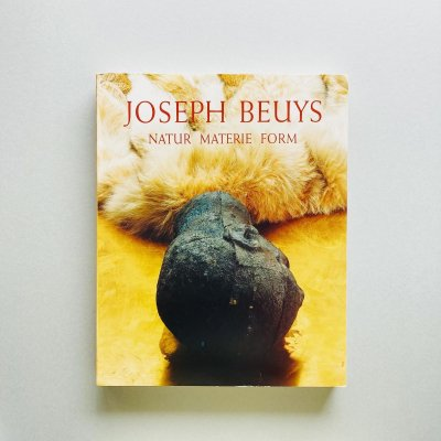 JOSEPH BEUYS<br>NATUR MATERIE FORM<br>ヨーゼフ・ボイス