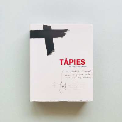 Tapies: In Perspective<br>アントニ・タピエス