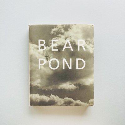 BEAR POND<br>Bruce Weber<br>ブルース・ウェーバー