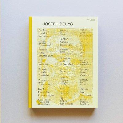 THINK.ACT.CONVEY<br>Joseph Beuys<br>ヨーゼフ・ボイス