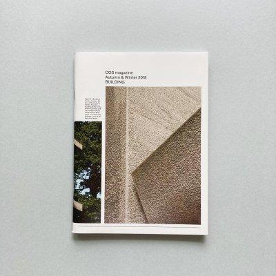 COS Magazine<br>Autumn & Winter<br>2018 BILDING