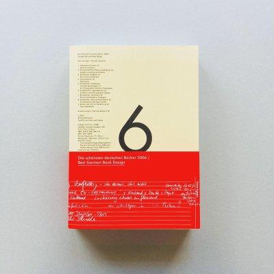 Die schonsten deutschen Bucher<br>2006<br>ドイツの最も美しい本 2006