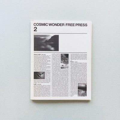 Cosmic Wonder Free Press 2<br>前田征紀, マイク・ミルズ, エレン・フライス