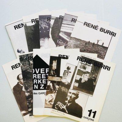 〈28set〉COMME des GARCONS×<br>RENE BURRI DM 2012