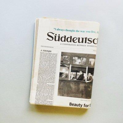 Suddeutsche Zeitung Robert Frank:<br>Books and Films 1947-2016<br>ロバート・フランク