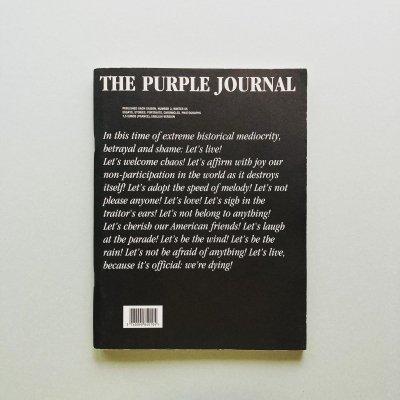 THE PURPLE JOURNAL<br>No.3 Winter 05, 2005<br>エレン・フライス, レティシア・ベナ, 鈴木親