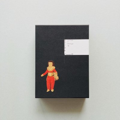 ジョゼフ・コーネル コラージュ&モンタージュ<br>Collage & Montage by Joseph Cornell