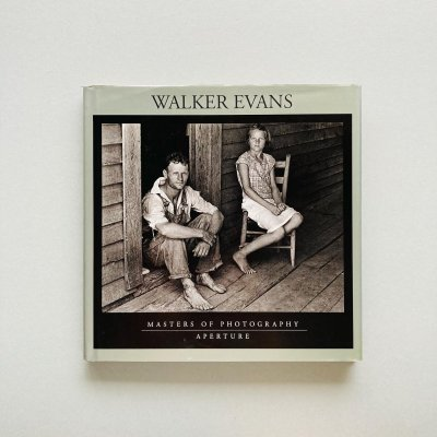 Walker Evans:<br>Masters of Photography<br>ウォーカー・エヴァンス