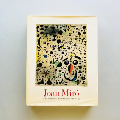 Joan Miro ジョアン・ミロ<br>Carolyn Lanchner