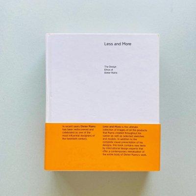 〈独・英語〉Less and More<br>The Design Ethos of Dieter Rams<br>ディーター・ラムス