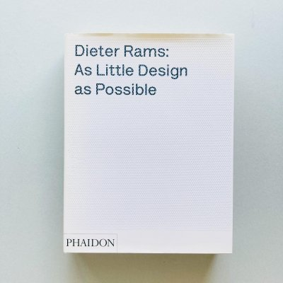 Dieter Rams:<br>As Little Design As Possible<br>ディーター・ラムス